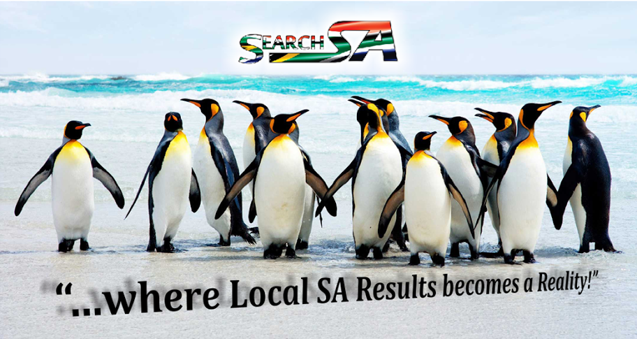 SEARCH SA | 'where Local SA Results becomes a Reality!'