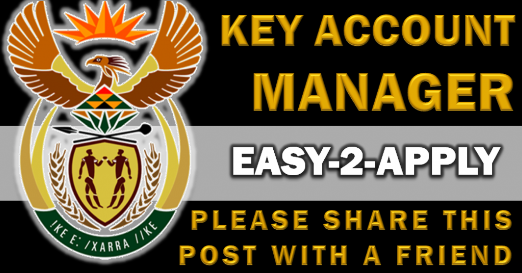 Key Account Manager (Government)