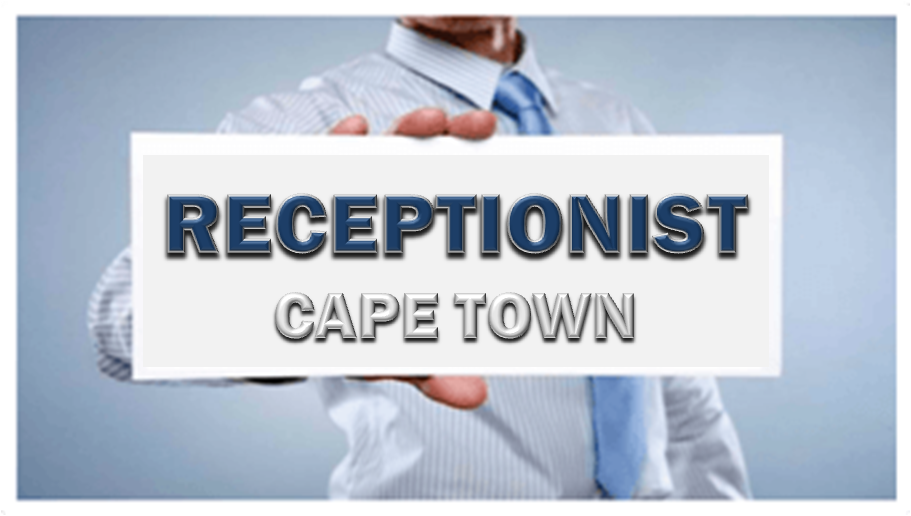 CAPE TOWN RECEPTIONIST
