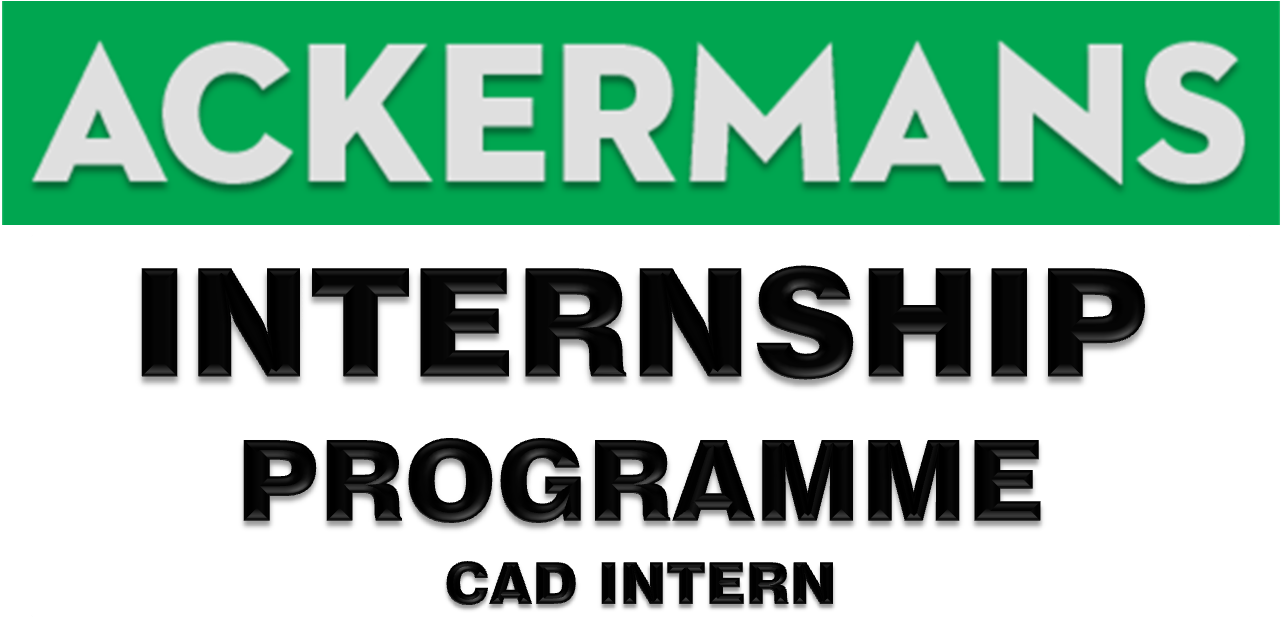ACKERMANS INTERNSHIP