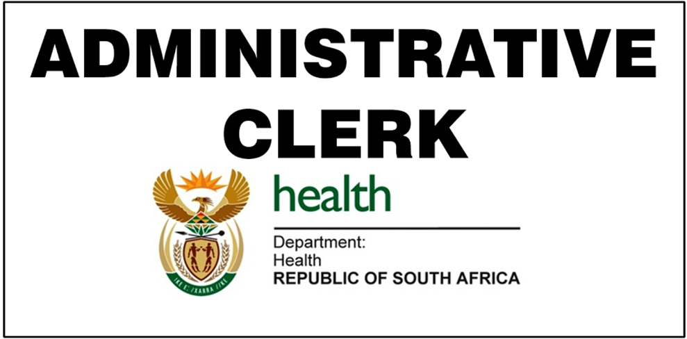 Can You Work as a CLERK: SALARY : R12 738.50 Per Month