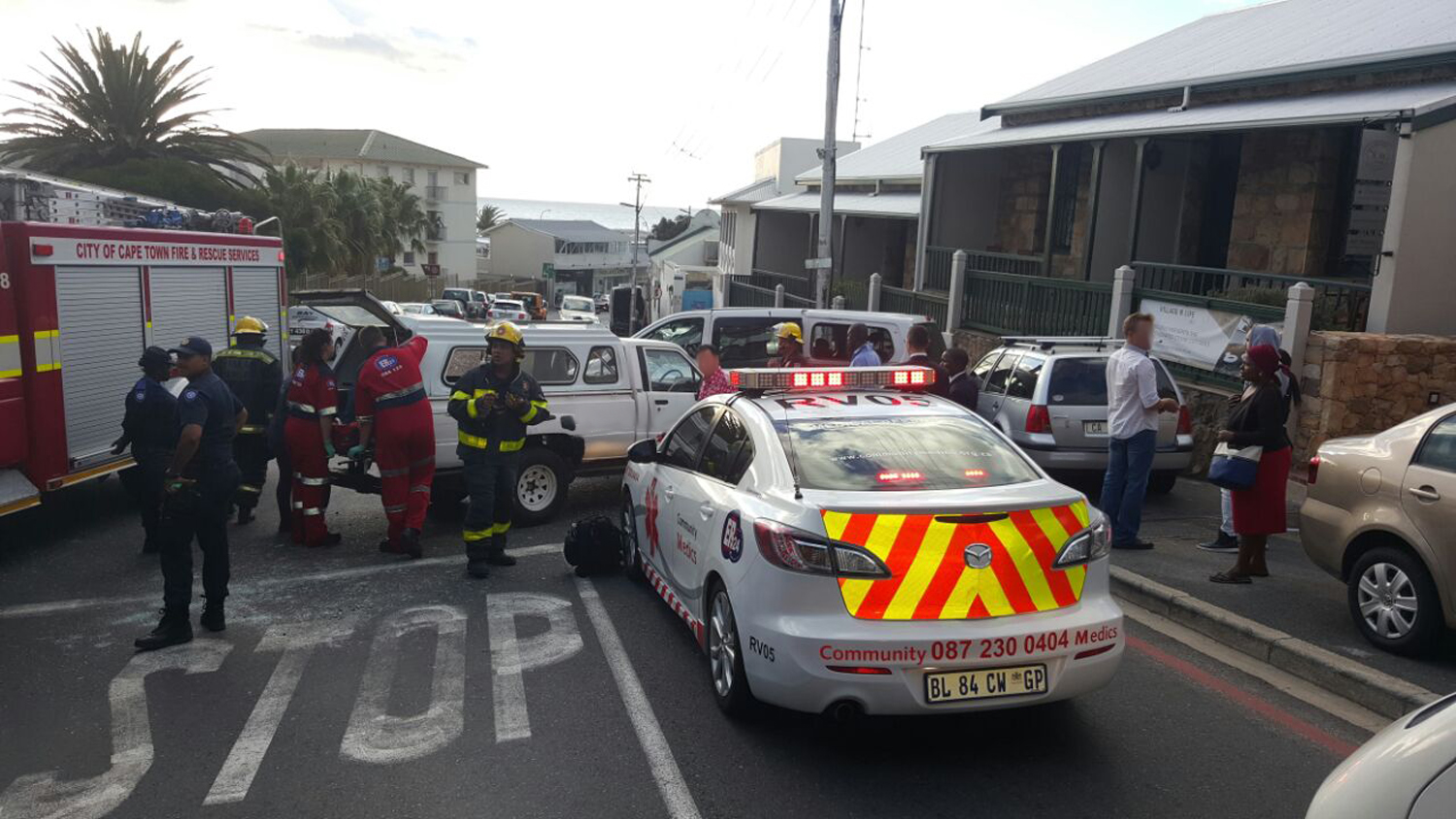 camps bay incident