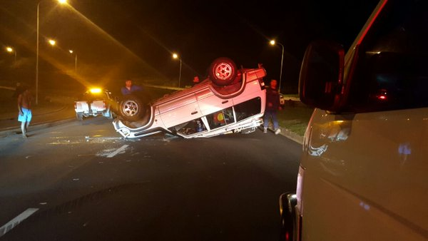 early hours of saturday cape town crash