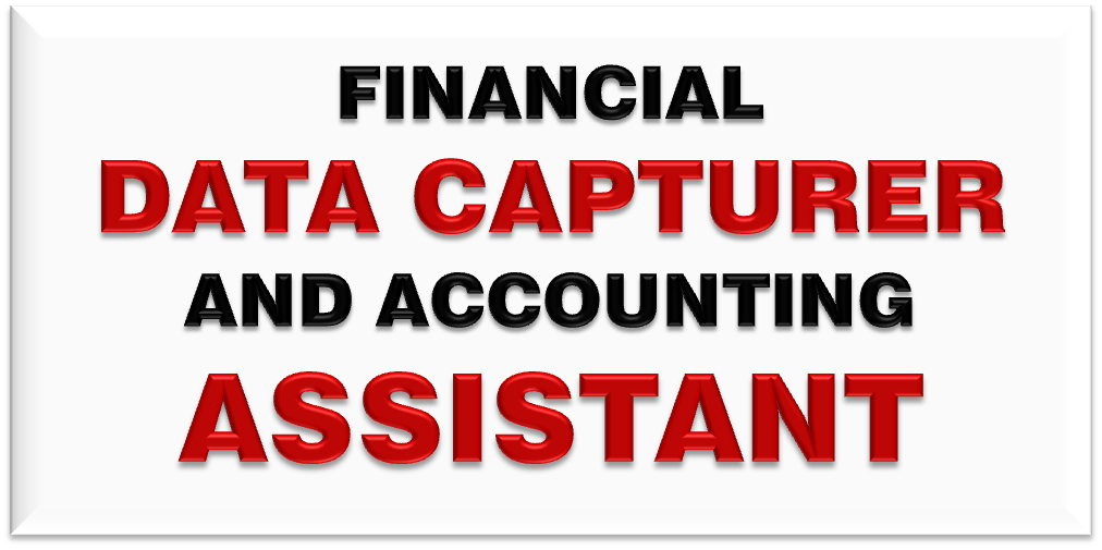 FINANCIAL DATA CAPTURER