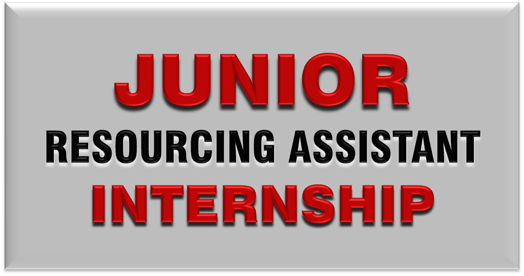 Jnr Resourcing Assistant