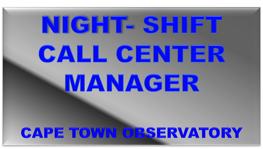 night shift call centre