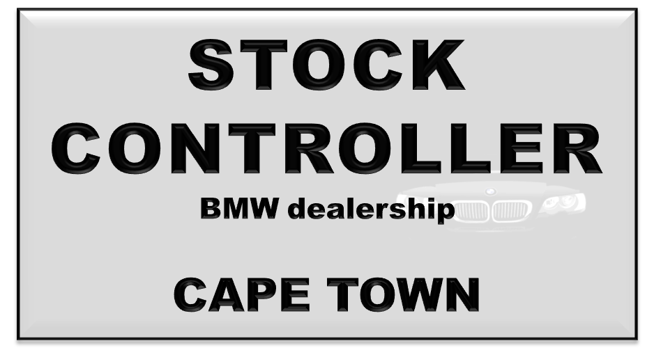 stock controller bmw