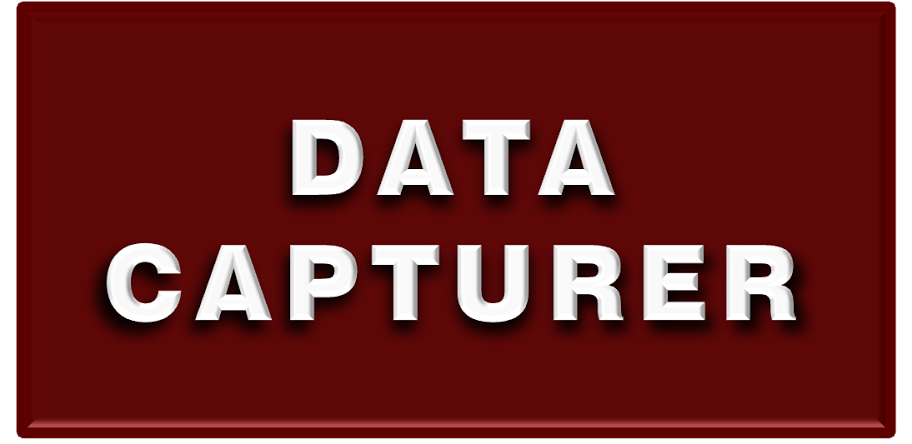 DATA CAPTURER