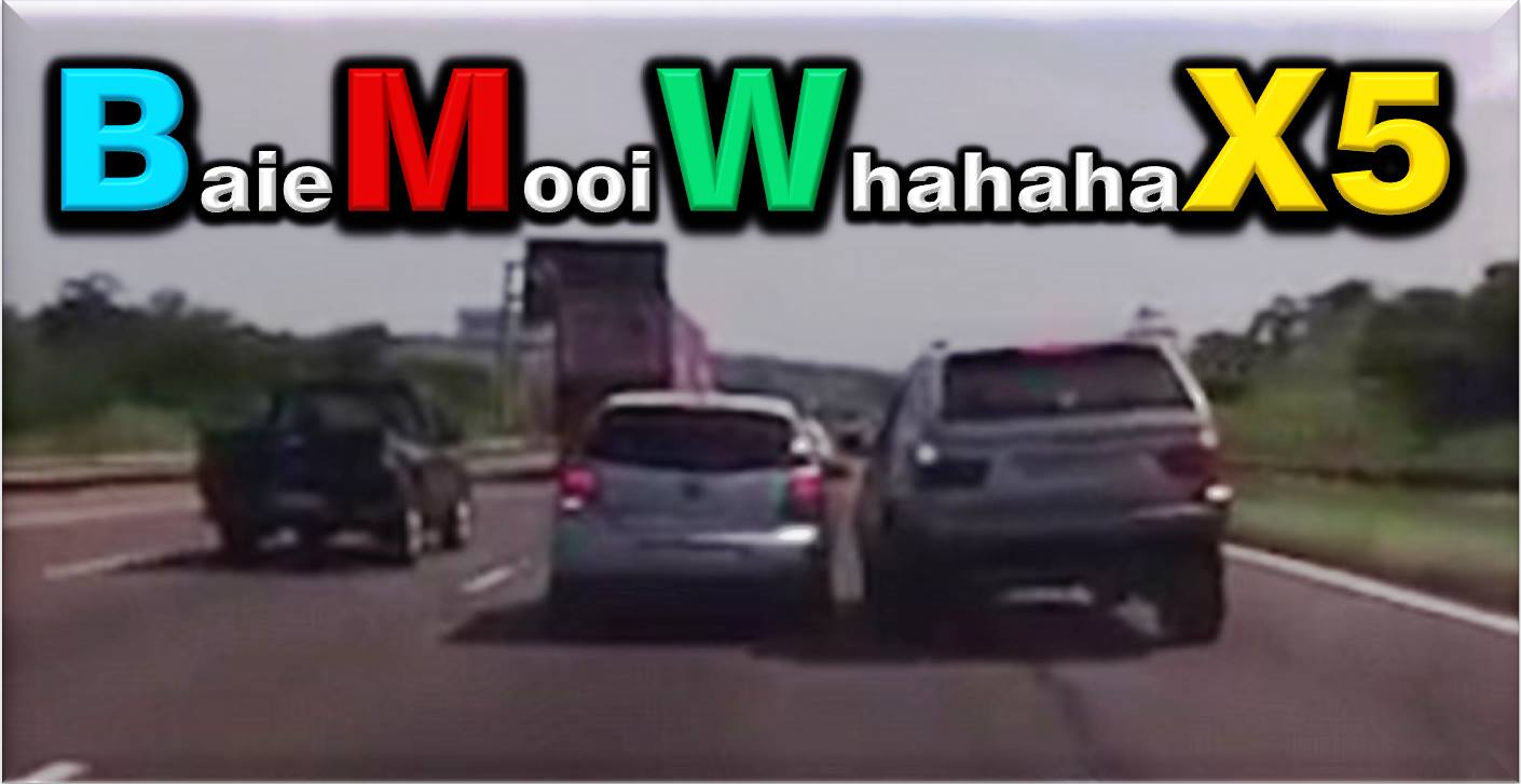 road rage durban bmw