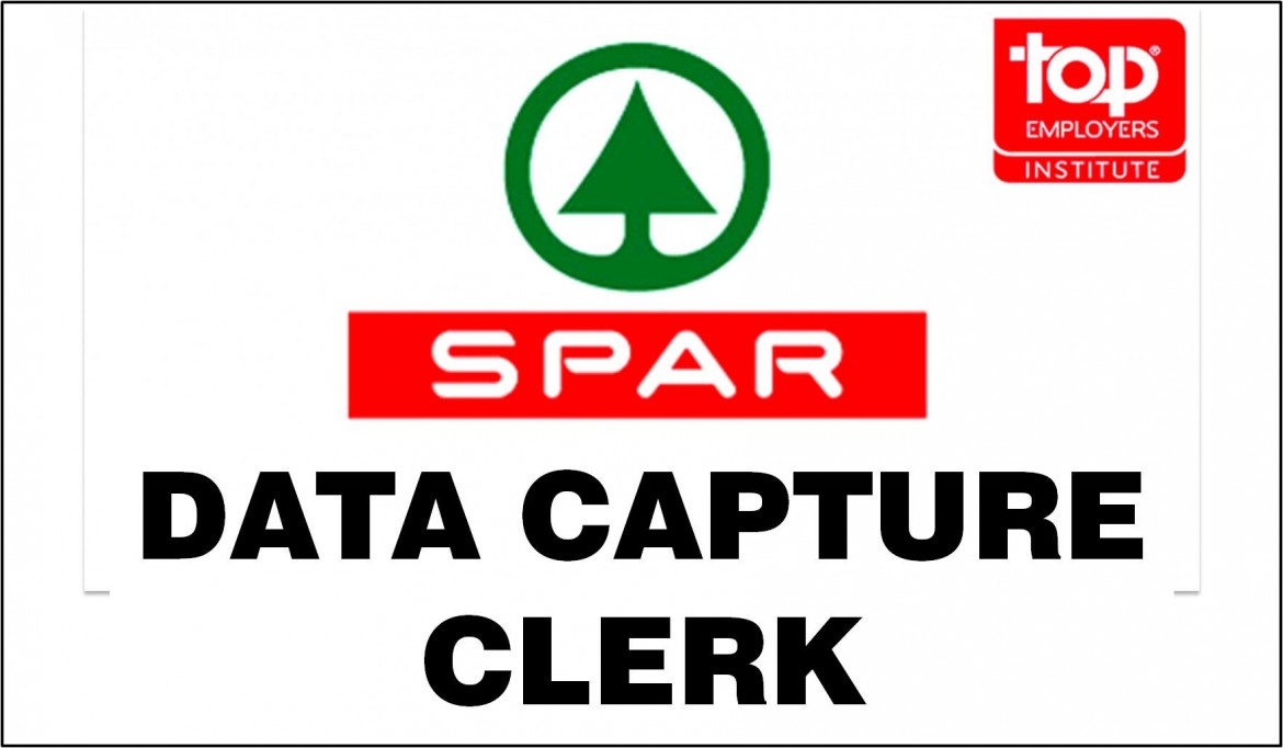 spar data capture clerk